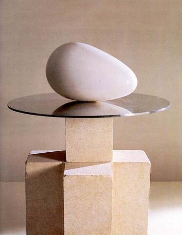Brancusi_beginning_of_the_world_1920