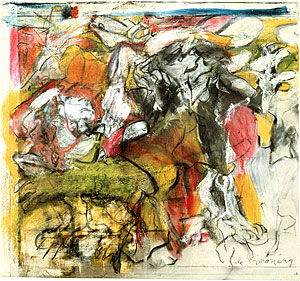 Figures in Landscape - 1974
